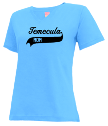 Temecula Middle School  V-neck Shirts