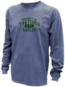 Thatcher Middle School  Pigment Dyed Shirts