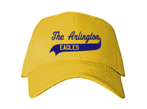 The Arlington Elementary School  Baseball Caps