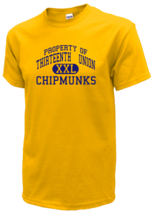 Thirteenth & Union Elementary School  T-Shirts