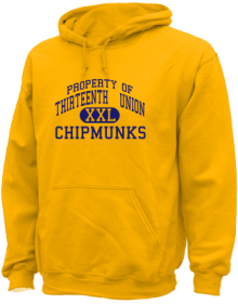 Thirteenth & Union Elementary School  Hoodies