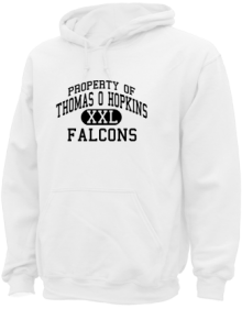 Thomas O Hopkins Middle School  Hoodies