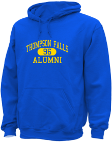 Thompson Falls Junior High School Hoodies