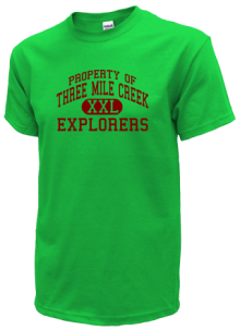 Three Mile Creek Elementary School  T-Shirts