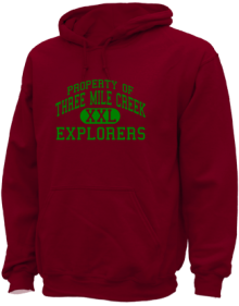 Three Mile Creek Elementary School  Hoodies