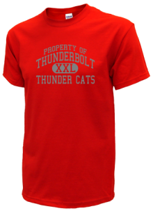 Thunderbolt Middle School  T-Shirts
