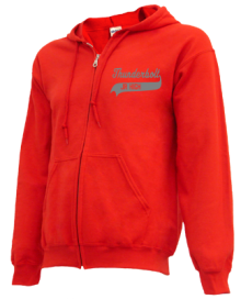 Thunderbolt Middle School  Zip-up Hoodies
