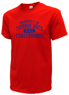 Thurman White Middle School  T-Shirts