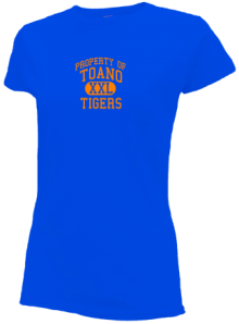 Toano Middle School  Slimfit T-Shirts