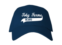 Toby Farms Elementary School  Baseball Caps