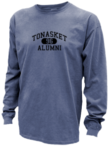 Tonasket Middle School  Pigment Dyed Shirts