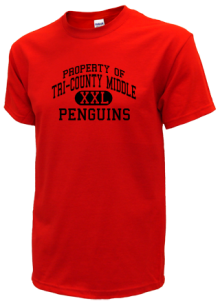 Tri-County Middle School  T-Shirts