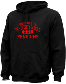 Tri-County Middle School  Hoodies
