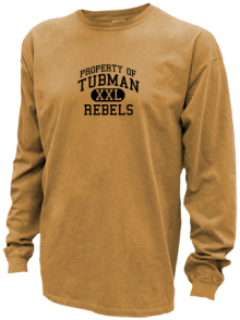 Tubman Middle School  Pigment Dyed Shirts