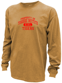 Tuskegee Institute Middle School  Pigment Dyed Shirts