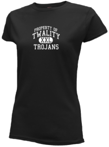 Twality Junior High School Slimfit T-Shirts