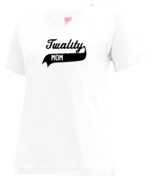 Twality Junior High School V-neck Shirts