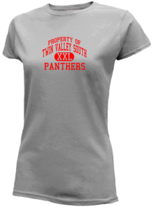 Twin Valley South Elementary School  Slimfit T-Shirts
