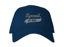 Tyrrell Middle School  Baseball Caps