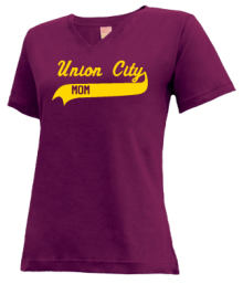 Union City Middle School  V-neck Shirts