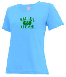 Valley Elementary School  V-neck Shirts