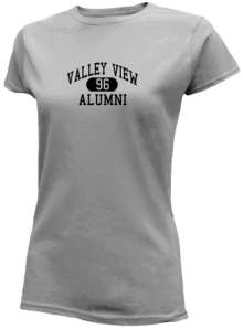 Valley View Junior High School Slimfit T-Shirts