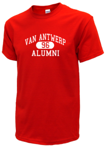 Van Antwerp Middle School  T-Shirts