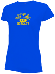 Vina Danks Middle School  Slimfit T-Shirts