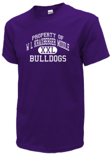 W L Kraxberger Middle School  T-Shirts