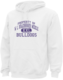W L Kraxberger Middle School  Hoodies