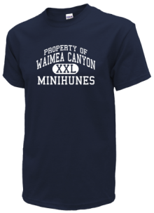 Waimea Canyon Elementary School  T-Shirts