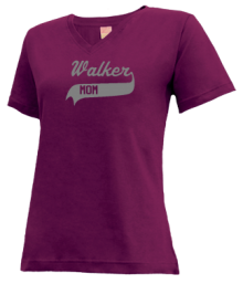 Walker Elementary School  V-neck Shirts