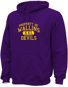 Wallins Elementary School  Hoodies