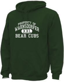 Warnsdorfer Elementary School  Hoodies