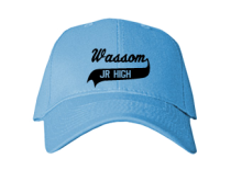Wassom Middle School  Baseball Caps