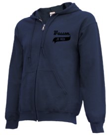 Wassom Middle School  Zip-up Hoodies