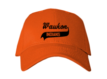 Waukon Junior High School Baseball Caps