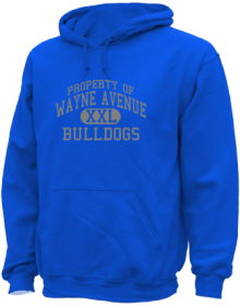 Wayne Avenue Elementary School  Hoodies