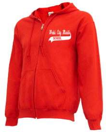 Webb City Middle School  Zip-up Hoodies