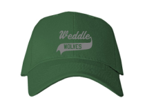 Weddle Elementary School  Baseball Caps