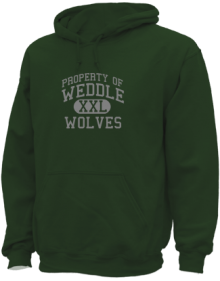 Weddle Elementary School  Hoodies
