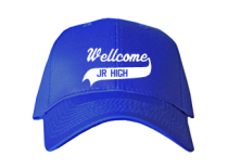 Wellcome Middle School  Baseball Caps