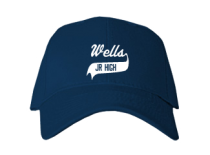 Wells Middle School  Baseball Caps