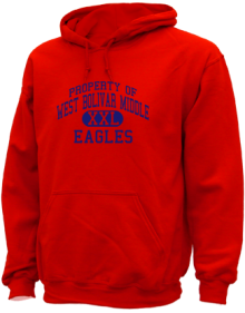 West Bolivar Middle School  Hoodies