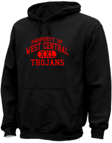 West Central Middle School  Hoodies