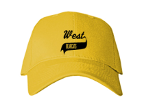 West Elementary School  Baseball Caps