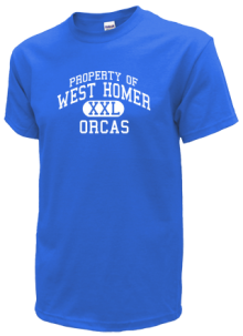 West Homer Elementary School  T-Shirts