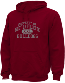 West La Follette Elementary School  Hoodies