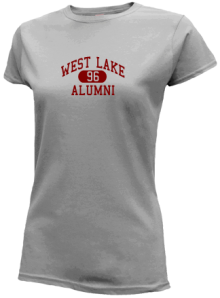 West Lake Middle School  Slimfit T-Shirts