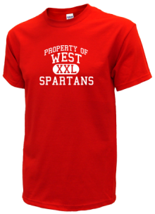 West Middle School  T-Shirts